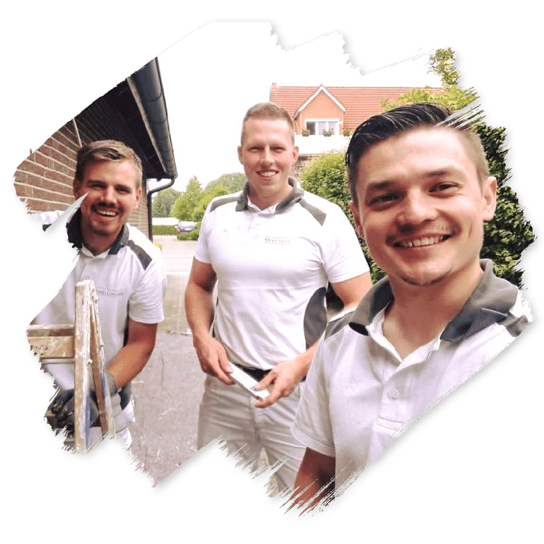 Farbwelt Feith | Teamarbeit