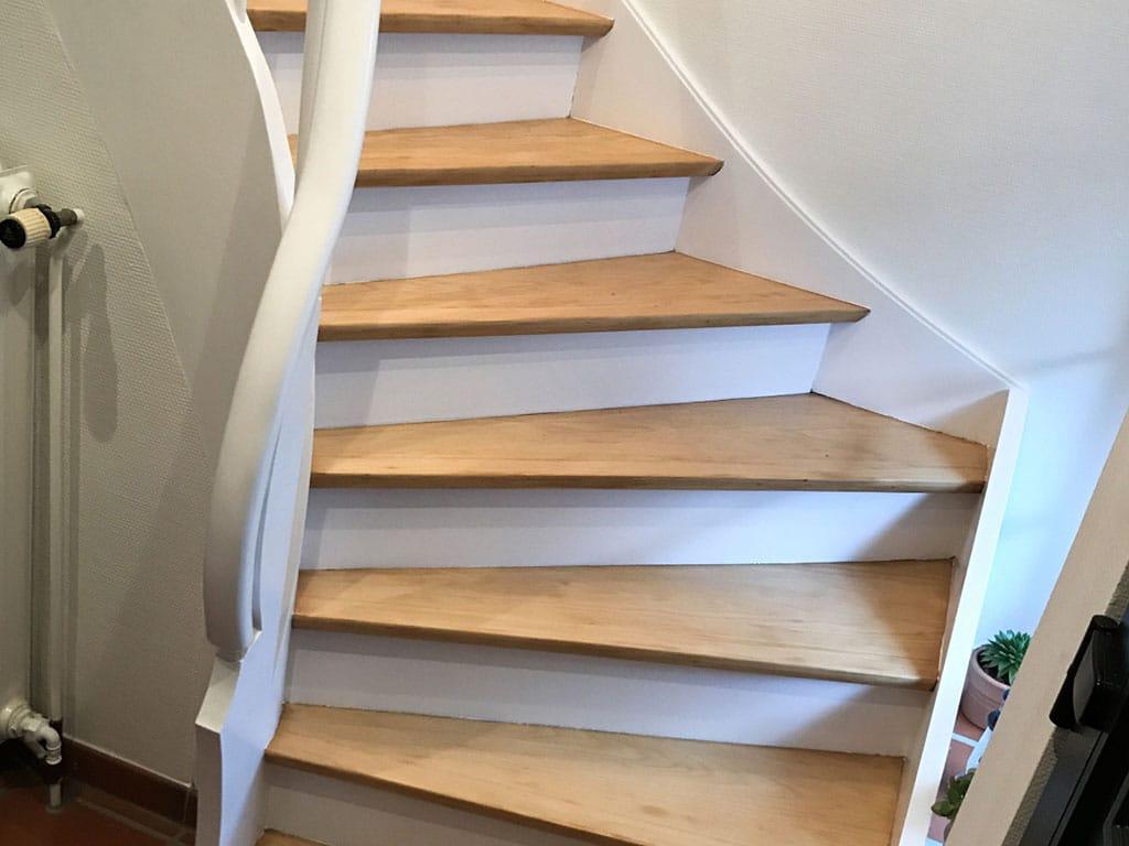Farbwelt Feith | Lackierung und Neugestaltung einer Treppe